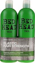 Profumi e cosmetici Set - Tigi Bed Head Elasticate (sh/750ml + cond/750ml)