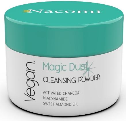 Polvere detergente viso per pelli problematiche - Nacomi Face Cleansing & Detoxifying Powder Magic Dust — foto N1