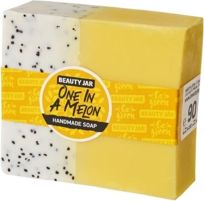 Sapone alla glicerina al melone - Beauty Jar One In A Melon Handmade Soap