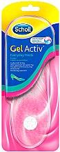 Profumi e cosmetici Solette in gel per scarpe con tacco medio - Scholl Gel Activ Everyday Heels