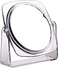 Profumi e cosmetici Specchio cosmetico, 85048, bifacciale - Top Choice