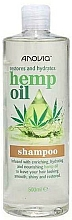Profumi e cosmetici Shampoo all'olio di canapa - Anovia Hemp Oil Shampoo Restores and Hydrates