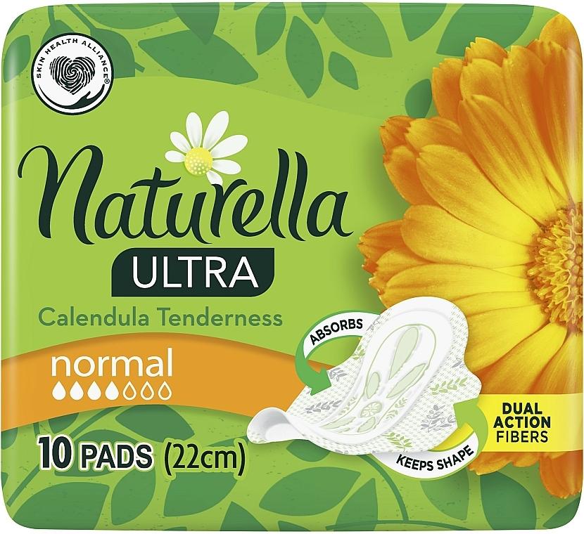 Assorbenti igienici 10pz - Naturella Ultra Calendula Normal
