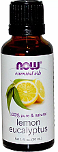 Profumi e cosmetici Olio essenziale di limone e eucalipto - Now Foods Essential Oils 100% Pure Lemon Eucalyptus