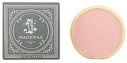 Profumi e cosmetici Crema-cipria - Maderas Polvo Crema