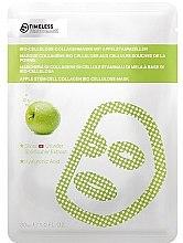 Profumi e cosmetici Maschera viso - Timeless Truth Mask Apple Stem Cell Collagen Bio Cellulose Mask