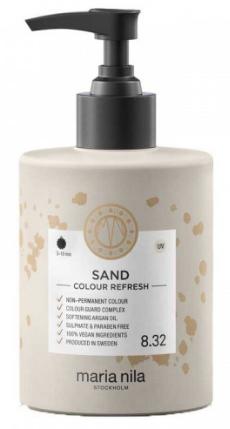 Maschera per capelli colorati - Maria Nila Colour Refresh Sand