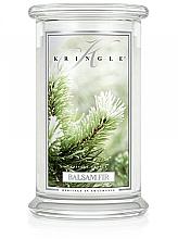 Profumi e cosmetici Candela profumata in vetro - Kringle Candle Balsam Fir