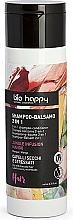 Profumi e cosmetici Shampoo-balsamo per capelli - Bio Happy Jungle Infusion Mango Conditioning Shampoo