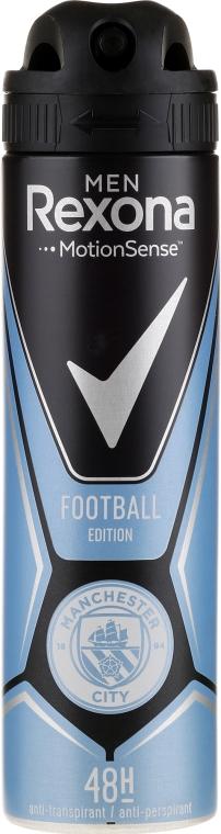 Antitraspirante-spray - Rexona Manchester City Spray — foto N1