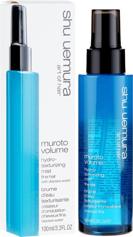 Emulsione modellante idratante - Shu Uemura Art of Hair Muroto Volume Hydro Texturising Mist — foto N1