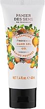 "Profumi e cosmetici Gel igienizzante mani ""Provenza"" - Panier des Sens Provence Cleansing Hand Gel"
