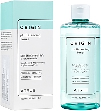 Profumi e cosmetici Tonico riequilibrante ipoallergenico - A-True Origin pH Balancing Toner