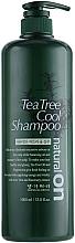 Profumi e cosmetici Shampoo rinfrescante all'albero del tè - Daeng Gi Meo Ri Naturalon Tea Tree Cool Shampoo