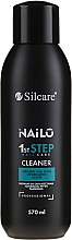 Profumi e cosmetici Sgrassante per unghie - Silcare Nailo 1st Step Nail Cleaner
