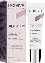 Profumi e cosmetici Crema contorno occhi anti-età - Noreva Laboratoires Alpha KM Eye Contour