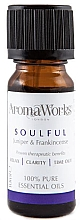 Profumi e cosmetici Miscela di oli essenziali - AromaWorks Soulful Essential Oil