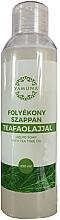 Profumi e cosmetici Sapone liquido all'olio dell'albero del tè - Yamuna Liquid Soap With Tea Tree Oil
