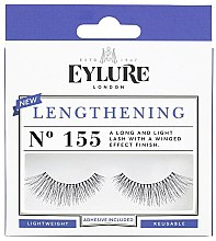 Profumi e cosmetici Ciglia finte №155 - Eylure Lengthening