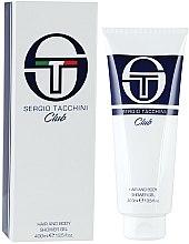 Profumi e cosmetici Sergio Tacchini Club - Gel doccia