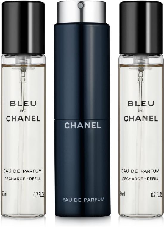 Chanel Bleu de Chanel Eau de Parfum - Eau de Parfum (ricarica con custodia) — foto N1