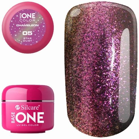 Gel per unghie - Silcare Base One Chameleon UV Gel Color