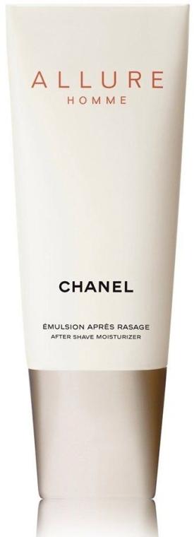 Chanel Allure Homme - Emulsione dopobarba — foto N1