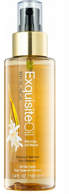 Olio universale per la nutrizione dei capelli - Biolage Exquisite Oil Replenishing Treatment