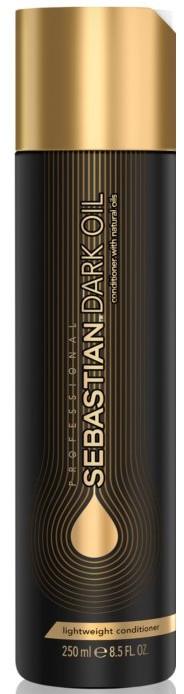 Balsamo idratante per capelli lucenti e setosi - Sebastian Professional Dark Oil