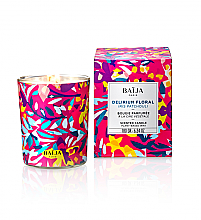 Profumi e cosmetici Candela profumata in bicchiere - Baija Delirium Floral Candle Wax