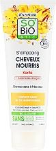 Profumi e cosmetici Shampoo nutriente - So'Bio Etic Nourishing Shampoo with Argan Ceramide & Shea Butter