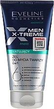 Profumi e cosmetici Gel detergente viso, per uomo - Eveline Cosmetics Men Extreme