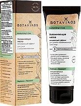 Profumi e cosmetici Maschera viso idratante per pelli secche e disidratate - Botavikos Moistrurizing & Care