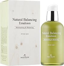 Profumi e cosmetici Emulsione per ripristinare l'equilibrio cutaneo - The Skin House Natural Balancing Emulsion