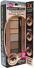 Profumi e cosmetici Palette ombretti - Physicians Formula Shimmer Strips Shadow & Liner Extreme Shimmer