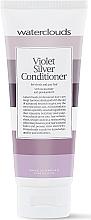 Profumi e cosmetici Balsamo capelli - Waterclouds Violet Silver Conditioner
