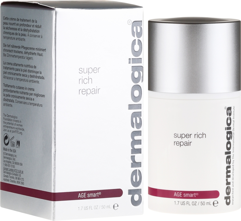 Crema viso super nutriente - Dermalogica Age Smart Super Rich Repair