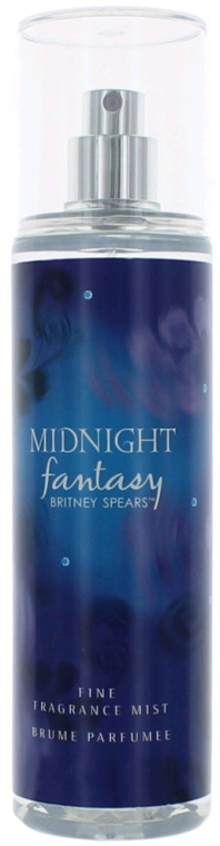 Britney Spears Midnight Fantasy - Spray corpo profumato