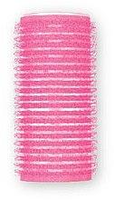"""Profumi e cosmetici Bigodini capelli """"Velcro"""", 0256, diametro 25 mm, 8 pz - Top Choice"""
