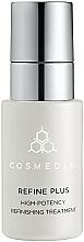 Profumi e cosmetici Siero rimodellante altamente efficace - Cosmedix Refine Plus High Potency Refinishing Treatment