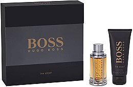 Hugo Boss The Scent - Set (edt/50ml + sh/gel/100ml) — foto N1