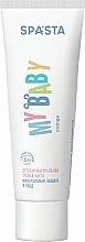 """Profumi e cosmetici Dentifricio naturale per bambini """"Protezione e cura minerale"""" - Spasta My Baby Toothpaste"""