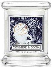 Profumi e cosmetici Candela profumata in bicchiere - Kringle Candle Cashmere & Cocoa