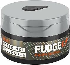 Profumi e cosmetici Pasta texturizzante capelli a tenuta forte - Fudge Matte Hed Mouldable