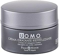Profumi e cosmetici Crema viso - Frais Monde Men Brutia Repairing Moisturizing Cream