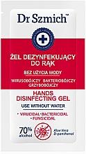 Profumi e cosmetici Gel disinfettante mani - Dr. Szmich Hands Disinfecting Gel (campioncino)