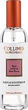 "Profumi e cosmetici Deodorante per ambiente ""Albero rosa"" - Collines De Provence Rose Wood Room Spray"