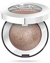 Profumi e cosmetici Ombretti con finitura lucente - Pupa Vamp! Wet & Dry Eyeshadow