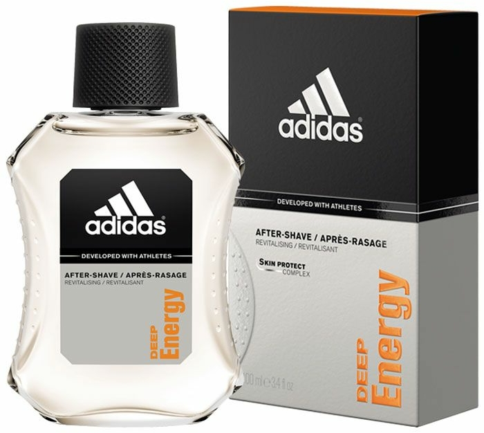 Adidas Deep Energy - Balsamo dopobarba  — foto N1