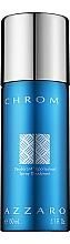 Profumi e cosmetici Azzaro Chrome - Deodorante